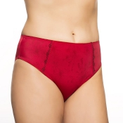 ULLA DESSOUS Viola Brief, Red