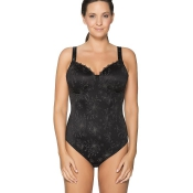ULLA DESSOUS Viola Underwired Body Padded, Black