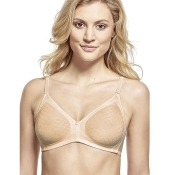 SUSA Topsy Cotton Bra Non Wired, Skin