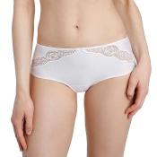 MARIE JO Axelle Panty Shorts, White