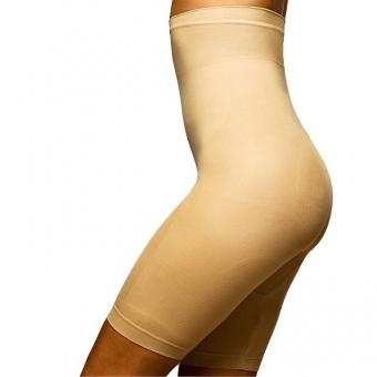BODY WRAP Firm Seamless High Waist Thigh Slimmer