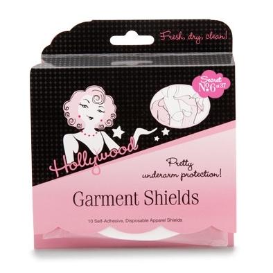 Hollywood Fashion Secrets Garment Shields